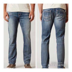 BKE Jake Straight Leg Jeans